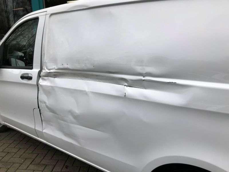 Mercedes-Benz VITO KASTEN 114 CDI LANG KLIMA, AHK, CHROM - 2017 - image 19