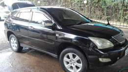 Toyota harrier 2004 auto 2400cc kbl super clean buy and drive