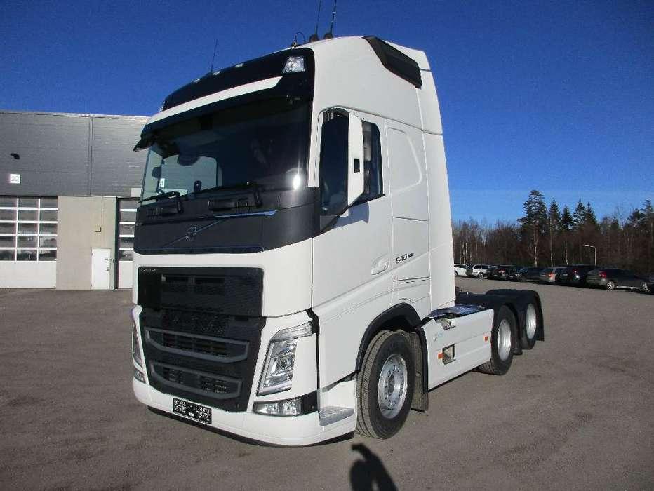 Volvo Fh540 6x2 Dualclutch - Leie En Slik? Ta Kontakt!! - 2018