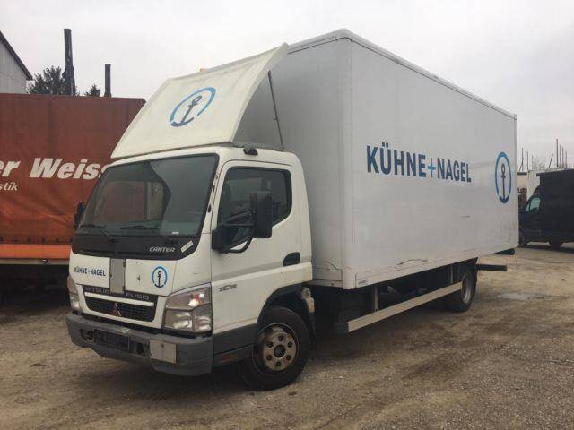 Mitsubishi Canter 7C15, EURO 4, GERMAN, ENGINE PROBLEM - 2009