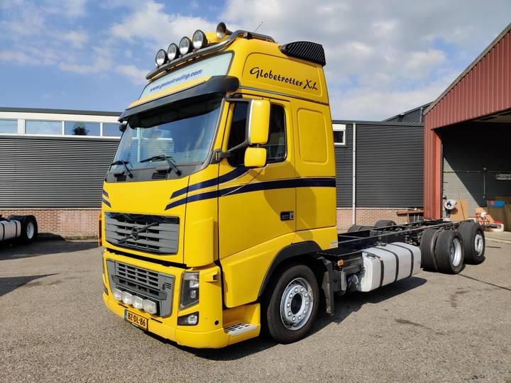 Volvo FH16 600 6X2 Euro 5 - Lift as - Stand Airco - 8.15M chass... - 2011