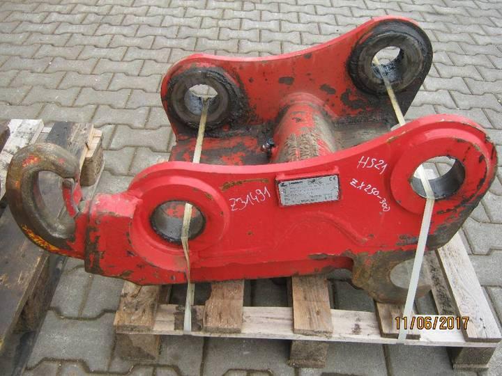 Lehnhoff Hyd. Hs21 Hitachi Zx280 18-28 To. - 2012