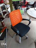 Solid Mesh Office Chair