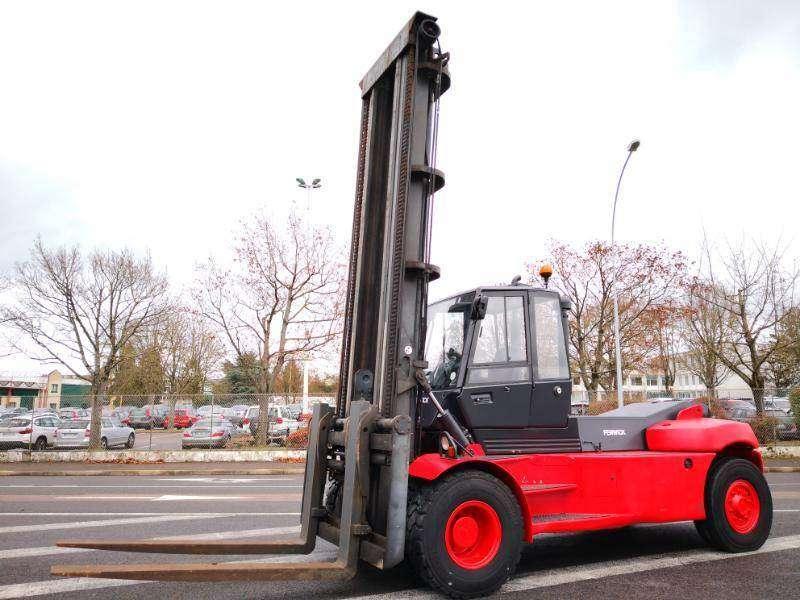 Linde H160d-1200 - 2000
