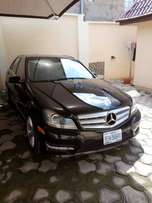 Clean used Mercedes Benz C300
