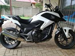Honda nc 750x for sale