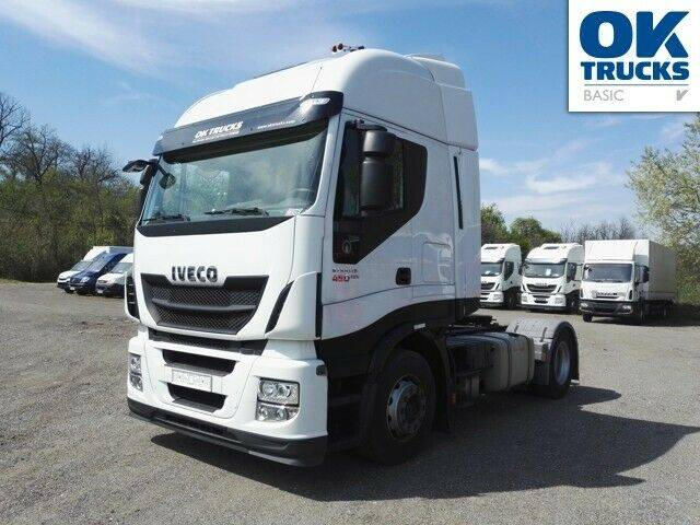 Iveco Stralis AS440S46 TP - 2014