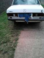 1982 Mercedes for sale