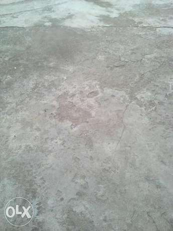 Half plot of land at gemade estate egbeda Lagos the area is attributed Lagos Mainland - image 1