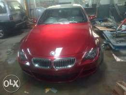 BMW M6 2008 V10 Automatic For Sale