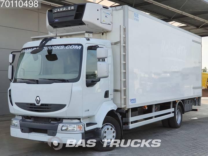 Renault Midlum 4X2 Ladebordwand Euro 5 - 2012