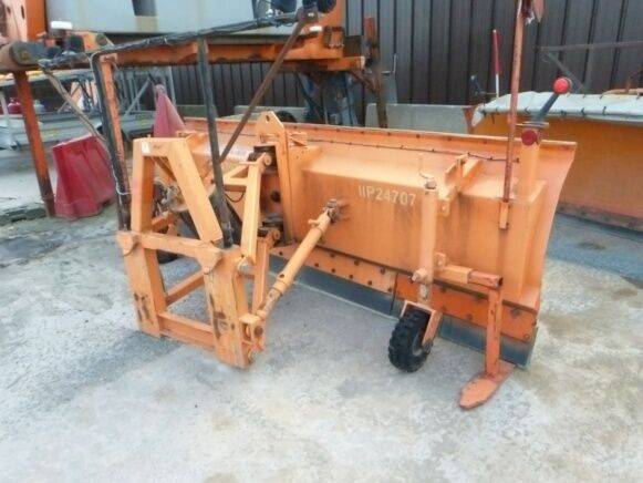 Sale gda ardenna 4x80 snow plough for  by auction - 2019