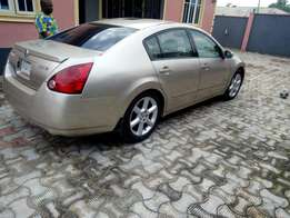 Clean as tokunbo 2005 Nissan Maxima SE
