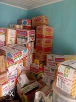 We supply all kinds of indomie at affordable price
