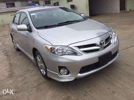 Very Clean Tokunbo Toyota Corolla Sport 2012