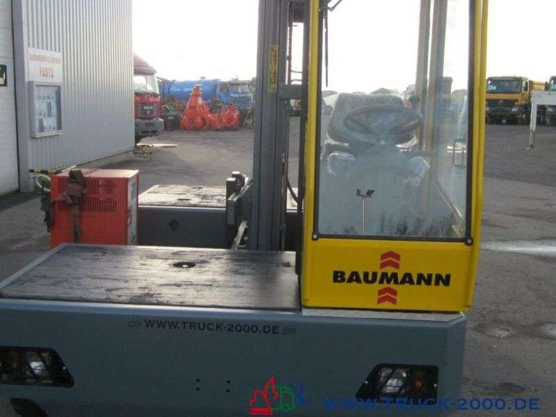 Baumann EHX 30/14/51 Seitenstapler Hubhöhe 5.10m 3.000KG - 2007 - image 18