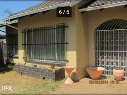 1 Bedroom Garden cottage in Witpoortjie