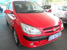 2007 Hyundai Getz 1.6 For Sale For R60000