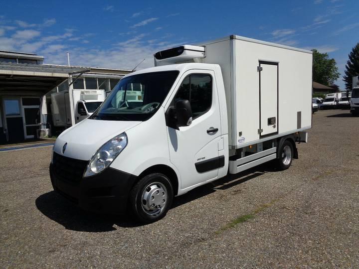 Renault Master 2.3 125 DCI*Carrier Tiefkühler*Klima*Navi - 2012
