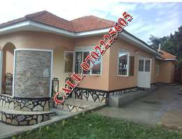 Pay and get 4 bedroom 3 baths house for sale in Gayaza at 290m
