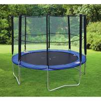 8 Feet Trampoline with Safety Net Brand New