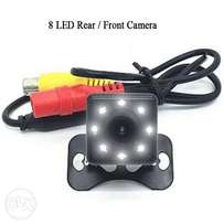 8 led Universal HD rear view reverse camera