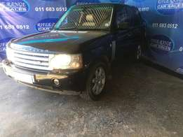 2006 Land Rover Vogue V8 Supercharged HSE R149,900.00 Ref9RRCS1003)