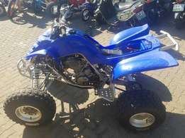 Raptor660 Stripping for spares ONLY.