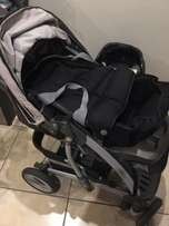 graco pram travel system