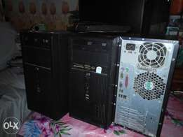 Hp mini tower desktops 1gb 80 3.0 DC also available