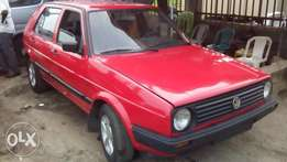 Sharp Golf 2 Saloon Tokunbo Without AC