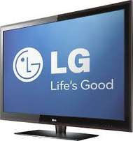 "LG 55"" LED TV (Model.55LX6500)"