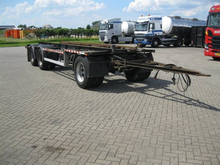 GS Meppel Ac-2800 N Lengte containerbed: 680cm, rolhoogte: 112cm, Abs - 1999