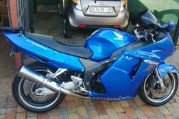 CBR 1100 xx blackbird for sale