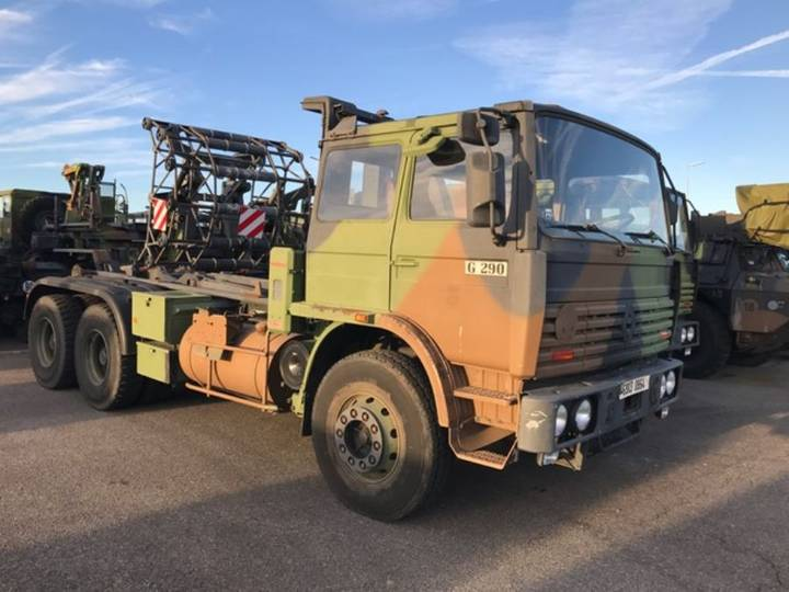 Renault G 290 6X4 - 1995