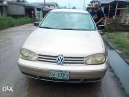 Neatly used Golf 4 at give away price