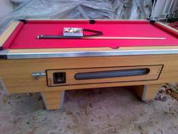Coin Pool Table for sale