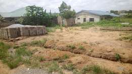 Land for sale at kasoa buduburam