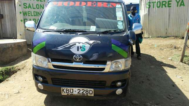 Toyota Chomba for sale in excellent condition. Eldoret South - image 1
