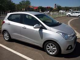 2014 Hyundai Grand i10 1.25 with only 43000km