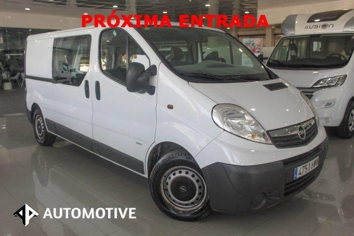 Opel Vivaro Com6 2.0cdti 29 L2 Total Acrist. 114 E5 - 2014
