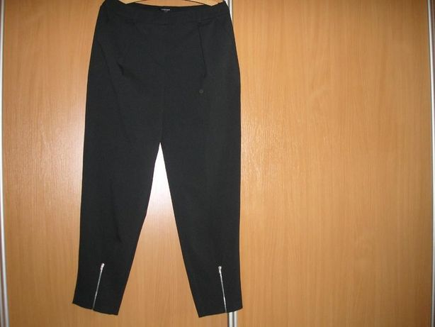 40770efe898d6f wysoki stan spodnie z zamkami 40 nowe Concept Reserved Słupsk - image 1