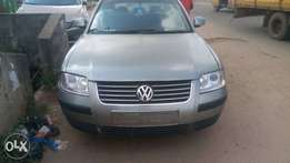 Tokunbo Volkswagen Passat for grab