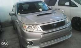 Subaru Forester turbo charged