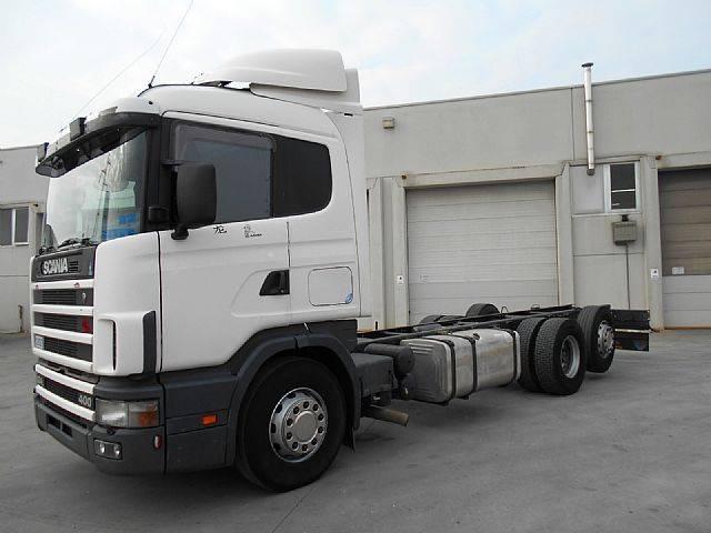 Scania 124.400 - 2000