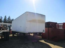 Poni Trailer 7.5 meters long