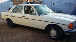 Mercedes Benz 200 series for sale with RWC