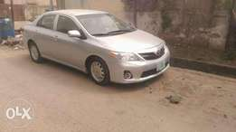 FOR SALE - 2009 upgraded to 2012 Toyota Corolla **NIGERIA USED** (Pow