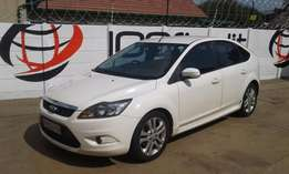 2009 Ford Focus 1.8 SI 5 door