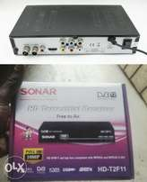 Full HD Free To Air Decoders, Visit our Shop, over 200 channells